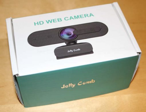 Jelly Comb HD Web Camera
